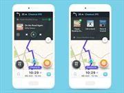 Waze y Spotify se pueden utilizar simultaneamente