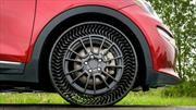 Michelin y General Motors desarrollan llantas que no necesitan aire