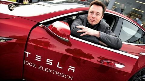 Elon Musk, el fundador de Tesla, ganó más de 30 mil millones de dólares en un solo día