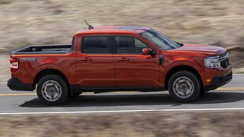Ford Maverick viene a Argentina ¿con versión ST?