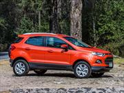 Las Ford EcoSport Automática y 4x4 ya tienen precios