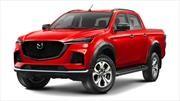 Mazda lanzaría su nueva BT-50 el próximo año