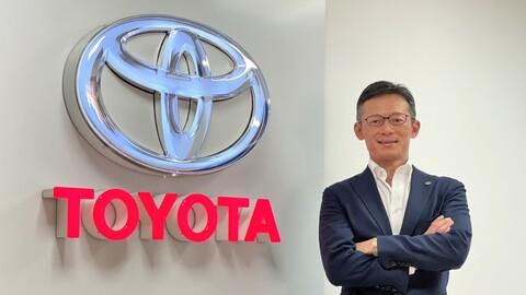 Dino Tanaka es el nuevo presidente de Automotores Toyota Colombia
