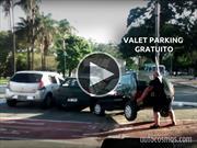 Video: Mirá lo que pasa cuando la fuerza se enfrenta a la imprudencia