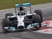 F1 GP de Alemania, Clasificación, una buena y una mala para Mercedes
