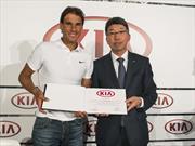 Rafael Nadal firma como embajador de Kia hasta 2020