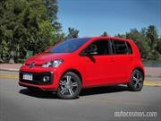 Prueba Volkswagen Up! Pepper TSI: Poderoso el chiquitín