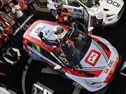 Hyundai celebra que su doble campeonato en el WTCR 2018