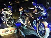 Suzuki V-Strom 250 y la GSX 250R para fortalecer la gama