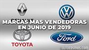 Top 10: las marcas más vendedoras de Argentina en junio de 2019