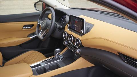 Nissan Sentra 2020: llegará el interior beige, no habrá versiones turbo o Nismo