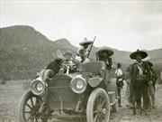El papel del automóvil durante la Revolución Mexicana