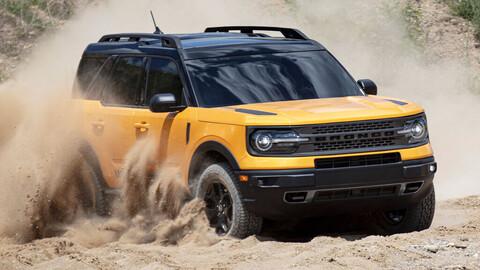 Ford Bronco Sport 2021 llega a México, para acechar al Jeep Wrangler