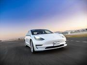 Tesla Model 3 a prueba, por fin en México uno de los automóviles más esperados del Siglo XXl