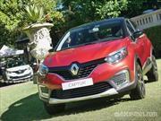 Renault Captur: Primer contacto en Argentina