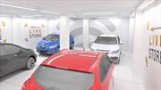 Chevrolet lanza en Colombia su vitrina digital en vivo