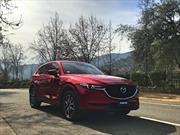 Mazda lanza una CX-5 diésel con más potencia