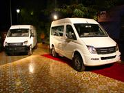 Maxus ingresa a Chile con el Furgón y Minibus V80