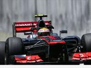 F1 GP de Brasil Clasificación: Hamilton larga adelante