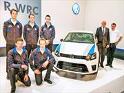 Volkswagen estrenó el Polo R WRC