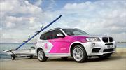 BMW devela su gama de vehículos para los Juegos Olímpicos 2012