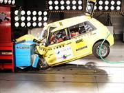 """Latin NCAP: Lifan 320 obtiene """"cero estrellas en seguridad"""""""