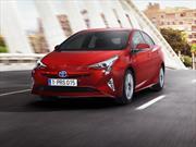 Toyota Prius 2016 obtiene cinco estrellas en pruebas choque de la NHTSA