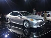 Esta es la nueva generación del Toyota Camry