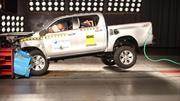 Toyota Hilux recibe 5 estrellas en pruebas de impacto de Latin NCAP