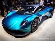 Aston Martin Vanquish Vision, el pilar de la nueva gama con motor central