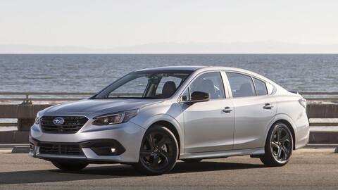 ¿Será el fin del camino para el Subaru Legacy?