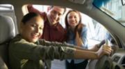 Mujeres al volante, seguridad