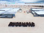 Construcción del complejo COMPAS de Renault-Nissan y Daimler avanza a tiempo récord