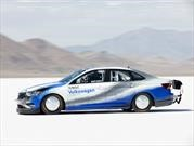 Volkswagen Jetta impone récord de velocidad en Bonneville
