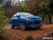 Probando el Chevrolet Tracker 2017