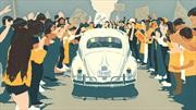 Volkswagen despide una vez más al Vocho para enfocarse en la era eléctrica