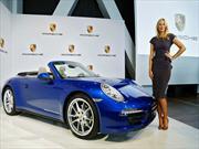 María Sharapova es la nueva embajadora de Porsche