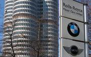 BMW incrementa sus ventas 11.6%