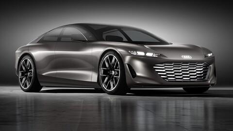 Audi Grandsphere Concept, un futurista sedán autónomo de ultra lujo