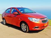Nuevo Chevrolet Sail 2016: Estreno oficial en Chile