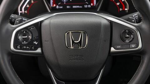 Este es el interior de los futuros modelos de Honda