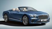 Bentley Continental GT Mulliner Convertible, lujoso por donde lo mires
