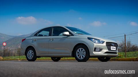 Primer contacto con el Hyundai Verna 2021