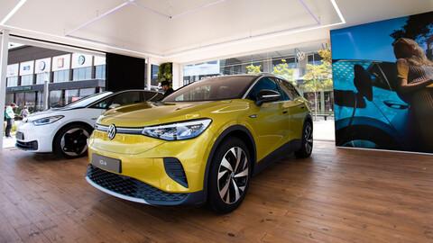 Volkswagen ID eléctricos ya podés verlos en persona