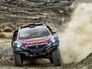 Doblete de Peugeot en el Rally de China