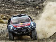 Peugeot 2008 DKR logra el doblete en el Rally de China