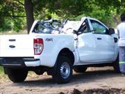 La extraña creación de unas Ranger cabrio