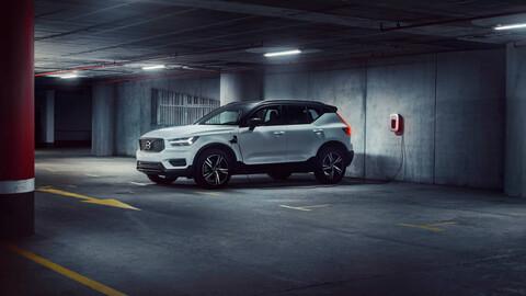 Volvo ya tiene en venta en Chile el XC40 T5 Recharge