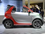 El nuevo smart ForTwo Cabrio debuta en Frankfurt