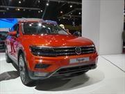Volkswagen Tiguan en el Salón de Buenos Aires 2017